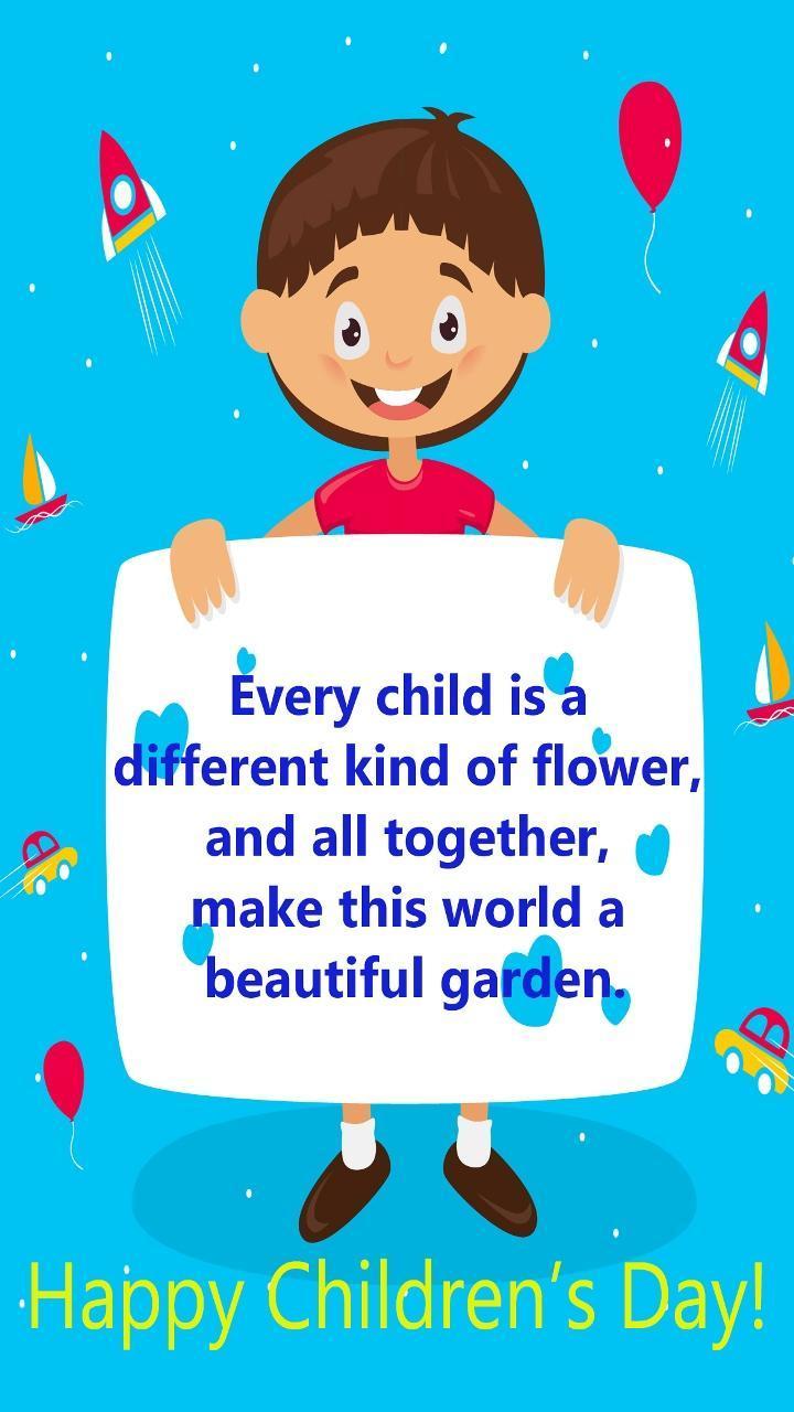 Children day greetings 3 تصوير الشاشة