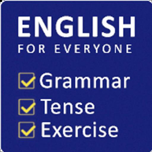 English Grammar Book أيقونة