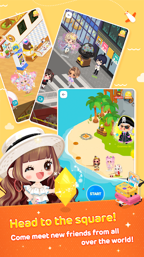 LINE PLAY - Our Avatar World screenshot 4