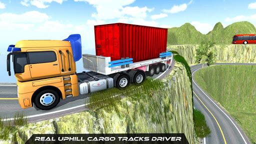 Truck Simulator Transport Driver 3D screenshot 4