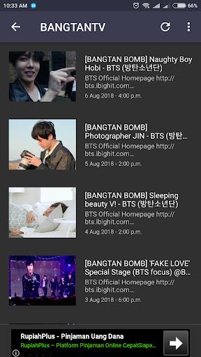BTS Lyrics (Offline) screenshot 6