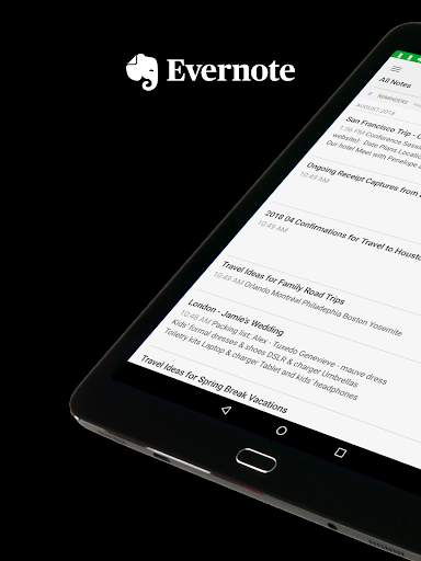 Evernote - Notes Organizer & Daily Planner screenshot 9