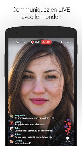 MeetMe – rencontrez de nouveaux amis en ligne ! screenshot 2