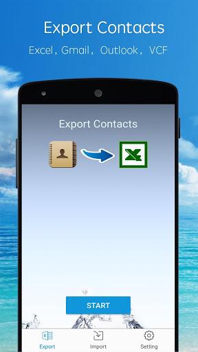 SA Contacts Lite 1 تصوير الشاشة