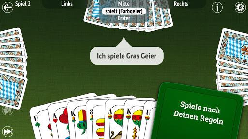 Schafkopf 2 تصوير الشاشة