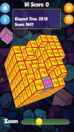 Cubeology 3 تصوير الشاشة