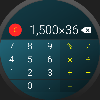 Multi Calculator screenshot 25