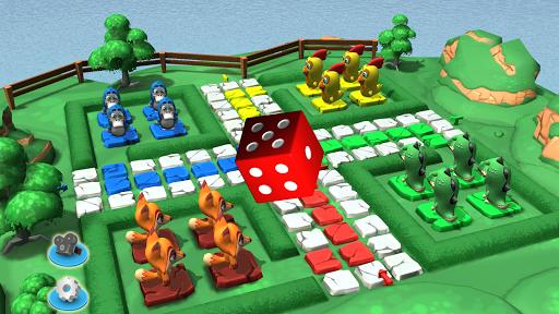 Ludo 3D Multiplayer screenshot 21
