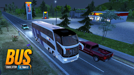 Bus Simulator : Ultimate स्क्रीनशॉट 8