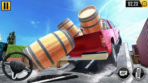Big Truck Parking Simulation - Truck Games 2021 screenshot 3