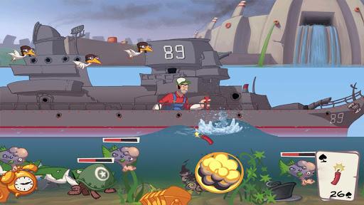 Super Dynamite Fishing Premium screenshot 7