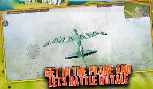 Free survival: fire battlegrounds screenshot 2