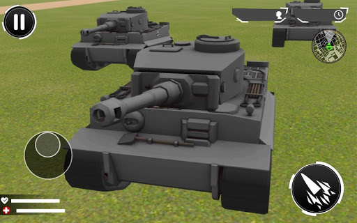 Tanks World War 2: RPG Survival Game screenshot 2