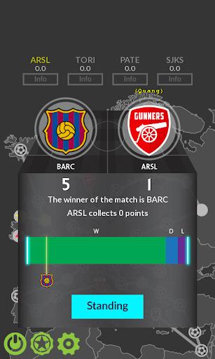 Football Tour Chess screenshot 2