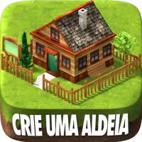 A Vila: simulador de ilha Village City Simulation on 9Apps