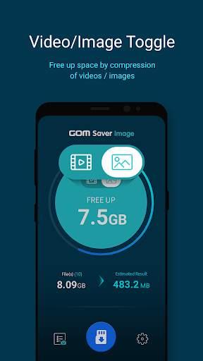 GOM Saver - Penghemat Penyimpanan Memori screenshot 4