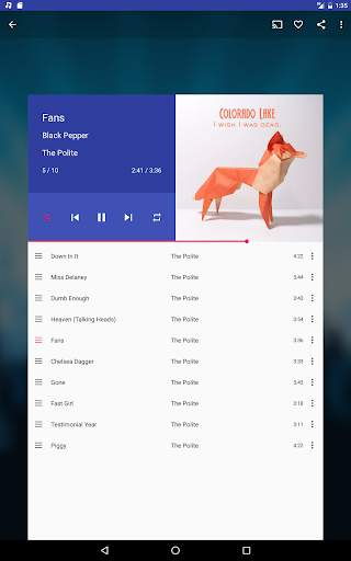 Shuttle Music Player screenshot 14
