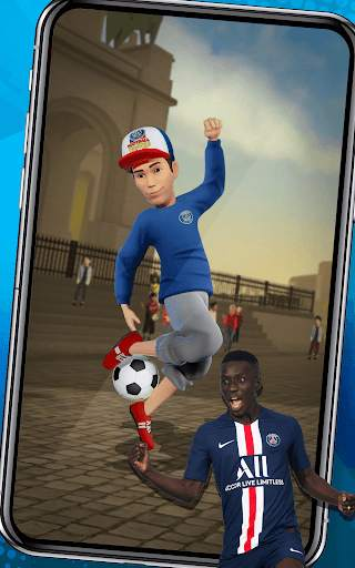 PSG Soccer Freestyle screenshot 9