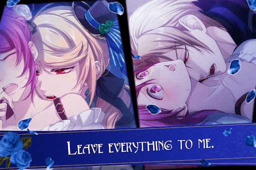 Blood in Roses - otome game / dating sim #shall we screenshot 2
