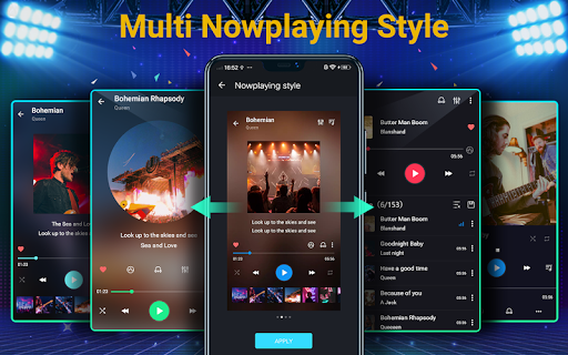 Music Player - 10 Bands Equalizer MP3 Audio Player screenshot 12
