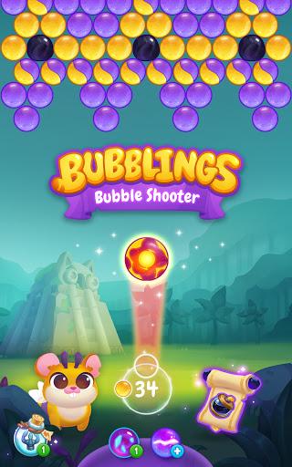 Bubblings - Bubble Shooter 5 تصوير الشاشة