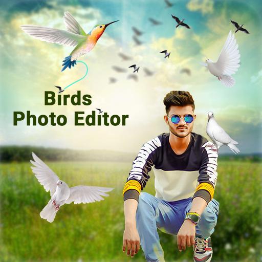 Bird Photo Editor icon