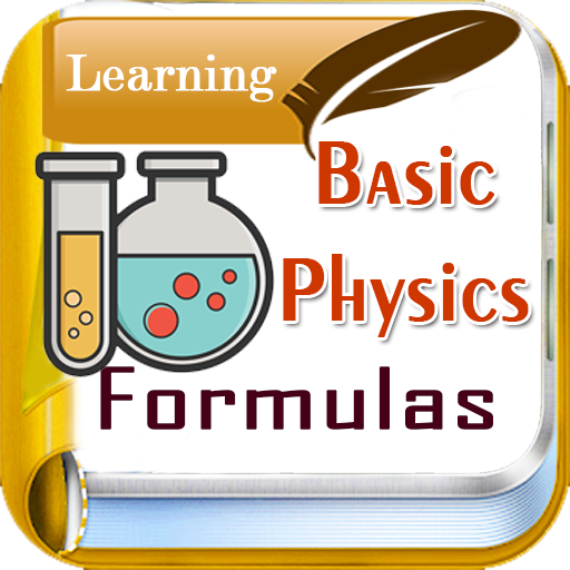 Physics Formula and Equations Complete icon