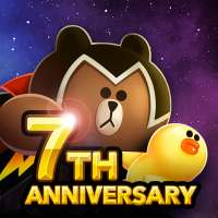 LINE Rangers - a tower defense RPG w/Brown & Cony! on 9Apps