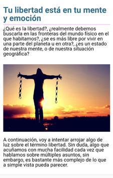 Salud Mental 1 تصوير الشاشة