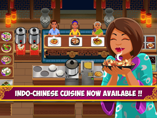 Masala Express: Indian Restaurant Cooking Games screenshot 14
