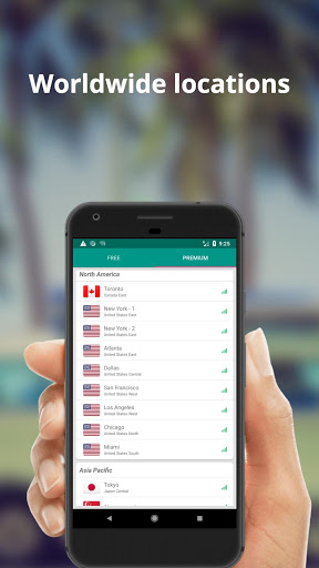 Surf VPN - Best Free Unlimited Proxy screenshot 4