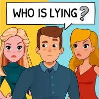Who is? Brain Teaser & Tricky Riddles on APKTom