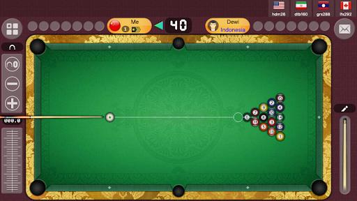 8 ball billiards Offline / Online pool free game screenshot 2