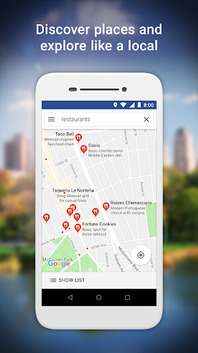 Google Maps Go - Directions, Traffic & Transit screenshot 6