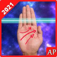 Palm Reading - Fortune Teller & Future Analysis on 9Apps