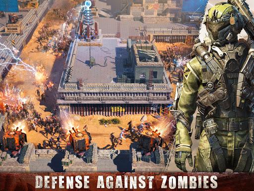 Age of Z Origins:Tower Defense screenshot 14