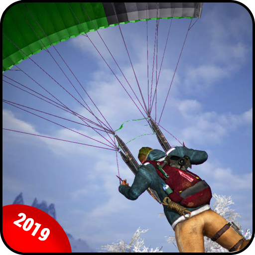 Fire Battleground: Free Squad Survival Games 2021 icon