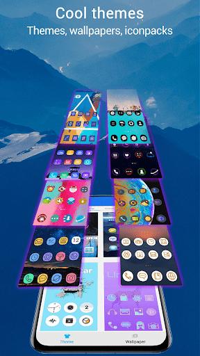 P Launcher 2021 new 👍 screenshot 3