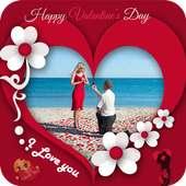 عيد الحب يوم صورة فوتوغرافية إطارات on 9Apps