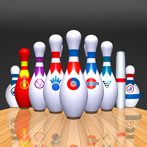 Strike! Ten Pin Bowling أيقونة