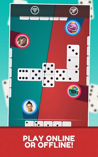 Dominos Online Jogatina: Dominoes Game Free screenshot 21