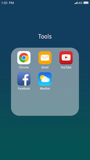 X Launcher: With OS13 Style Theme & Control Center screenshot 4