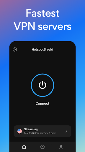 Hotspot Shield Free VPN Proxy & Secure VPN screenshot 2