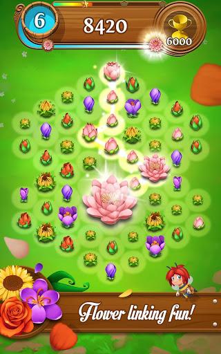 Blossom Blast Saga 7 تصوير الشاشة