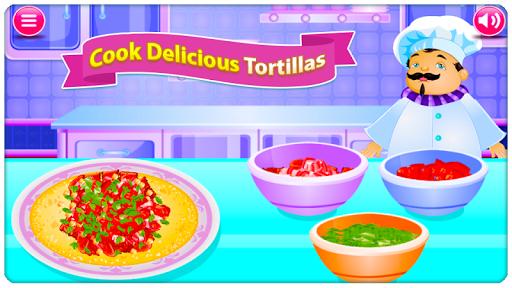 Baking Tortilla 4 - Cooking Games screenshot 7