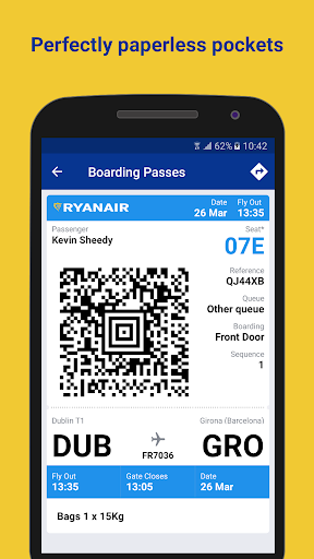 Ryanair - Cheapest Fares screenshot 4