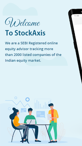 StockAxis screenshot 1