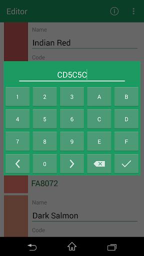 Colour Viewer screenshot 5