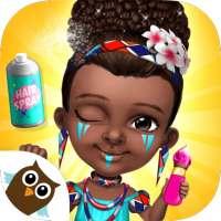 Pretty Little Princess - Dress Up, Hair & Makeup on 9Apps