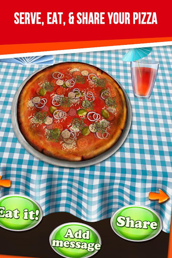 Pizza Maker - My Pizza Shop screenshot 5